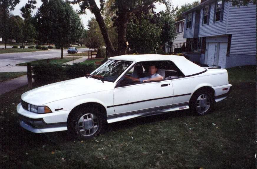 speedraycrs 1989 Chevy Cavalier photo