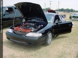 DeVilles 1998 Ford Mustang photo thumbnail