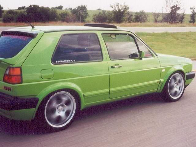 gti250hps 1987 Volkswagen Golf photo