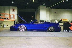 BAGGEDSTANGs 1996 Ford Mustang photo thumbnail