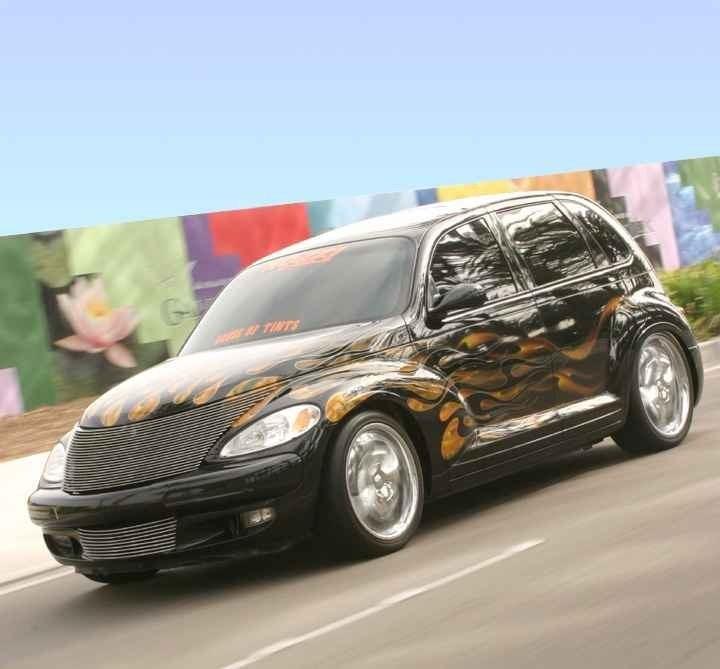 CRUISER-CH!Xs 2001 Chrysler PT Cruiser photo