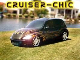 CRUISER-CH!Xs 2001 Chrysler PT Cruiser photo thumbnail