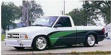 drpd10s 1994 Chevy S-10 photo thumbnail