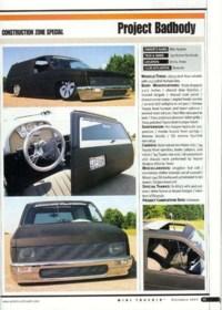 Revelationss 1993 Nissan Hard Body photo thumbnail