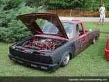 pure insanitys 1980 Dodge D-50 photo