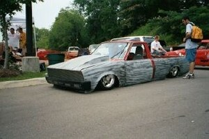 pure insanitys 1980 Dodge D-50 photo thumbnail