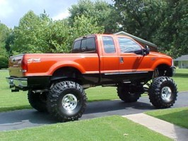 restinhis 2000 Ford  F250 photo thumbnail