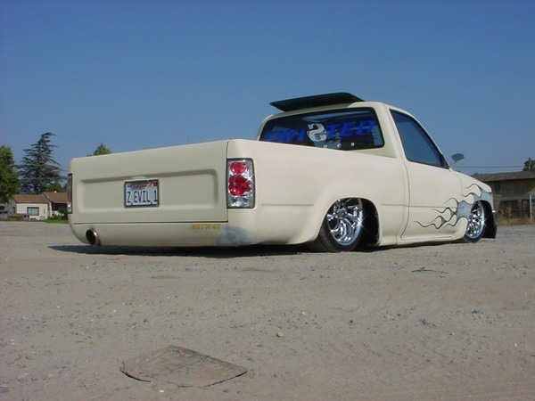 evil1s 1993 Toyota 2wd Pickup photo