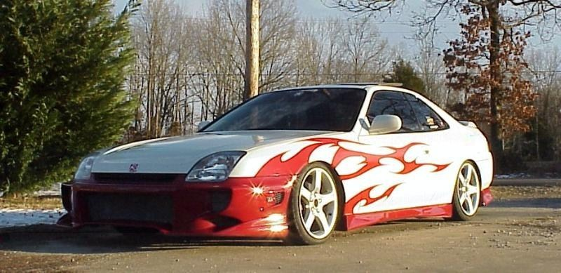 interceptors 1998 Honda Prelude photo
