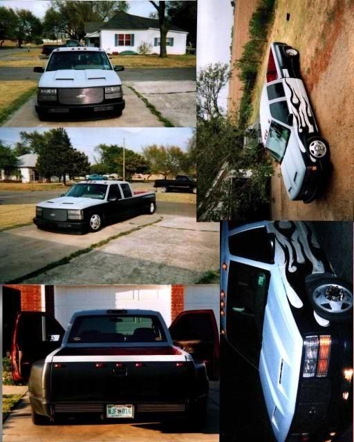 carters 1995 Chevy Dually photo