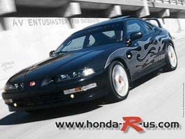 RickARTs 1994 Honda Prelude photo thumbnail