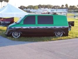 TheShops 1986 Chevy Astro Van photo thumbnail