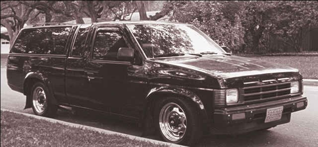 salvesons 1992 Nissan King Cab photo