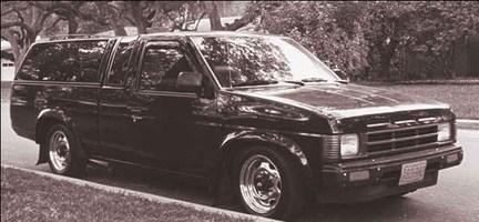 salvesons 1992 Nissan King Cab photo thumbnail