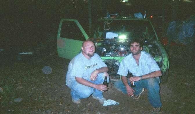 Wikedisuzus 1992 Toyota Pickup photo