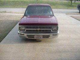 91blzrs 1991 Chevy S-10 Blazer photo thumbnail