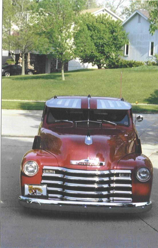 bigbloks 1951 Chevy Full Size P/U photo