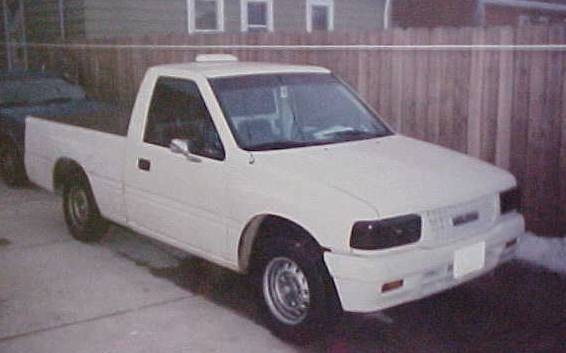 jpkustomss 1993 Toyota Pickup photo