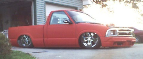 GroundLevelKys 1994 Chevy S-10 photo thumbnail