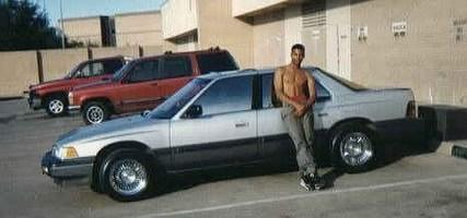 Cali_PBs 1987 Acura Legend photo thumbnail