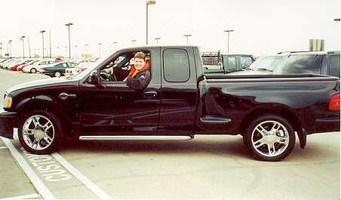 Shankers 2000 Ford  F150 photo thumbnail
