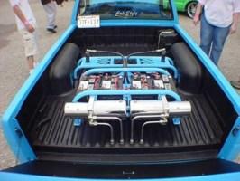 dragrockers 1992 Nissan Hard Body photo thumbnail