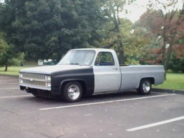 scrapin87s 1987 Chevy C-10 photo thumbnail
