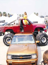 draggindaddys 1995 Chevy S-10 photo thumbnail
