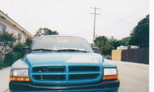 GTCUSTOMZs 1998 Dodge Dakota photo