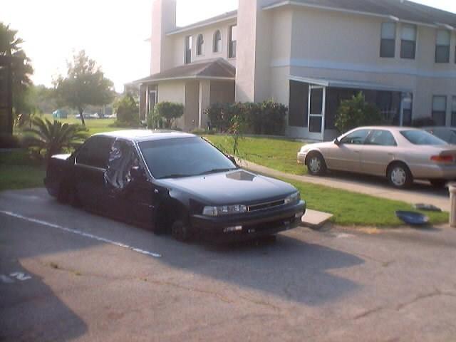 neo64s 1991 Honda Accord photo