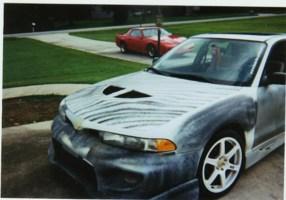 lenaleihs 1996 Mitsubishi Galant photo thumbnail