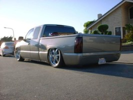 Silverado2000s 2000 Chevrolet Silverado photo thumbnail