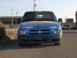 Beelers 1995 Chevy S-10 photo thumbnail