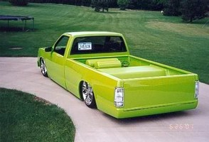 Bodydroppeds10s 1987 Chevy S-10 photo thumbnail
