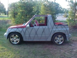 eazdropns 1995 Geo Tracker photo thumbnail