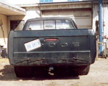 bbdktas 1989 Dodge Dakota photo