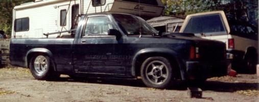 bbdktas 1989 Dodge Dakota photo thumbnail