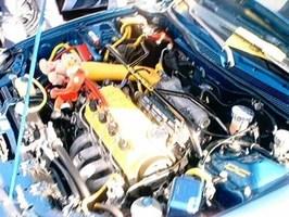 Fire2932s 1995 Honda Del Sol photo thumbnail