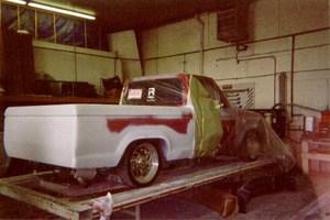 welds 1989 Ford Ranger photo thumbnail