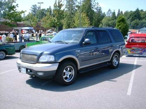 darksydecustomss 1999 Ford  Expedition photo