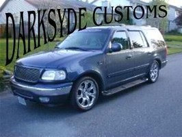 darksydecustomss 1999 Ford  Expedition photo thumbnail