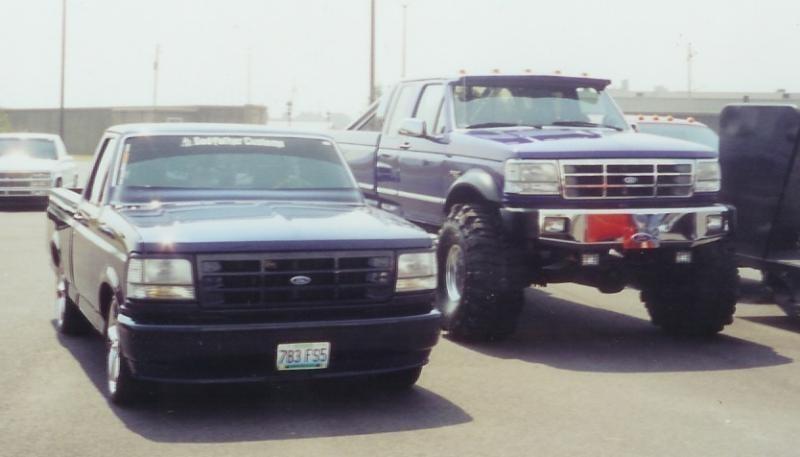 fordboys 1994 Ford  F150 photo