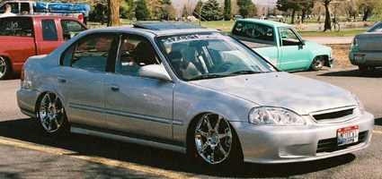 Scr8pnCvcs 1998 Honda Civic photo thumbnail