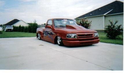 free_pony_ridezs 1993 Ford Ranger photo