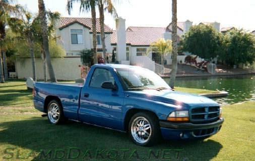 SlamdDakotas 1998 Dodge Dakota photo