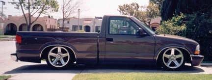 RayDoggs 1998 Chevy S-10 photo
