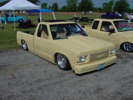 bdydragers 1991 Chevy S-10 photo thumbnail