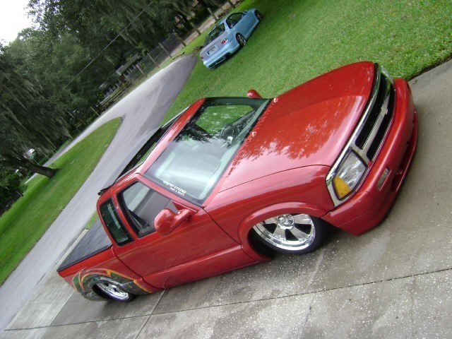 fkntuckns10s 1996 Chevy S-10 photo