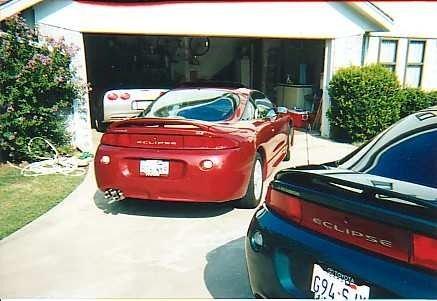 1lowdogs 1998 Mitsubishi Eclipse photo