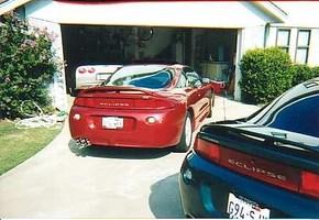 1lowdogs 1998 Mitsubishi Eclipse photo thumbnail